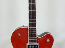 Magnifique Guitare Electrique Gretsch Electromatic G5129 Hollow-Body Red
