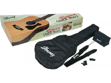 Pack guitare acoustique Ibanez V50NJP - Jam Pack - naturel - stock B