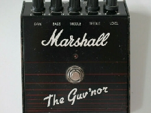Marshall The Guv'nor Original England UK 90's Distortion Vintage True Bypass
