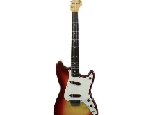 Fender Duo Sonic 1963 L serie electric guitar