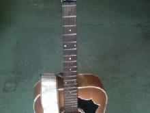 EXTREMELY RARE WELSON 1960's GUITAR VINTAGE MINT