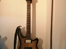 Guitare electrique Godin Artisan ST VI Modified