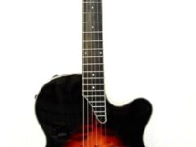Splendide Guitare Electro-Acoustique Nash NH55CEQTRS Sunburst