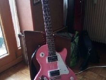Epiphone LesPaul 100 Custom Shop Limited Edition Pink