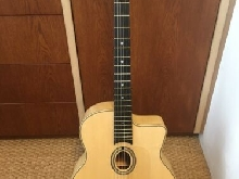 guitare jazz manouche Dupont MD 50E Gypsy Selmer