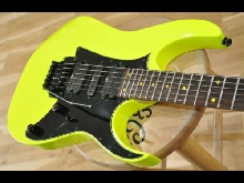 Ibanez RG2XXV Fluorescent Yellow 2012 RG 25th Anniversary Limited - Free Shippin