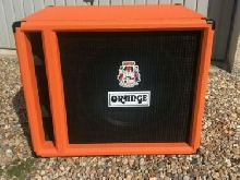 Orange bass cab OCB 115