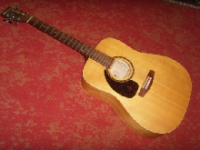 Guitare acoustique folk Norman B20 gaucher natural VINTAGE Dreadnought Godin TBE