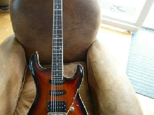 Guitare Electrique Samick Valley Arts Custom Pro Shop SMX-3 type Stratocaster