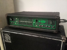 Ampli basse Trace Elliot AH 200 (Series 6) 1992 + Flight Case