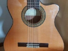 Guitare Alhambra 3C CT E1 de REY BALIARDO  authentique