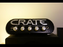 Tete Ampli Guitare Crate Powerblock - 150w