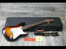 Fender Stratocaster Limited Guitar Edition Rosewood Neck 2014 2 Tone Sunburst