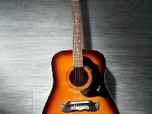 guitare framus 4/4 model texan 6 cordes 1973 vintage