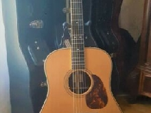 Guitare dreadnought Furch (type Martin) avec micro LR Baggs
