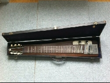 Teisco Lap Steel Guitar 1960 Japan Excellent with Case
