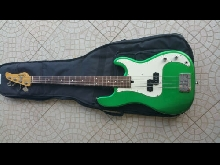 MIKE LULL P4  Precision Bass 2011