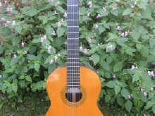 YAMAHA GD-10 GD10 KAOHSIUNG classical guitar Hand Crafted Vintage TAWAIN Made