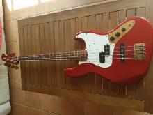 TOKAI Jazz Sound PJ 1984 Red Candy Apple