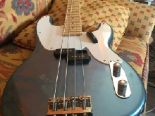 Fender Squier Precision Bass Lake Placid Blue
