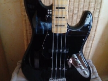 Basse Sandberg California TT4 Black High Gloss
