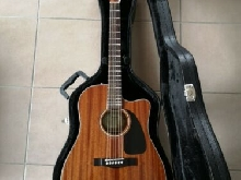 Fender Acoustique - CD-60 CE All Mahogany