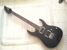 GUITARE ELECTRIQUE /IBANEZ RG 321 MH  MADE IN COREA