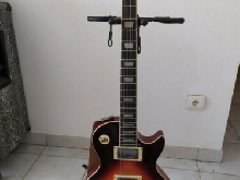Tokai Love Rock UALS50 Heritage Dark Cherry guitare