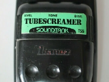 Ibanez TS5 Tube Screamer Soundtank Vintage Overdrive
