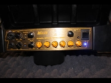 Markbass Little Mark 800 Tube Bass Amplifier + option rack