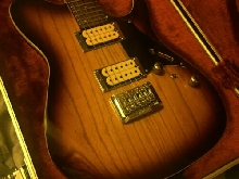 Ibanez FR 420 CUSTOMized + case :: not Premium nor Prestige