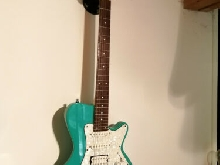 Guitar Godin SD 1998 Sea Foam Green