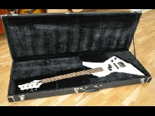 Ibanez MDB4 Signature Mike D'Antonio w/ Case MDB-4 Bass White MDB4WH w/ Seymour