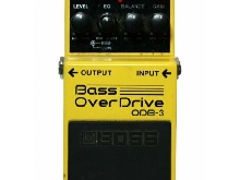 Boss ODB-3 Bass - Pédale overdrive pour basse - Occasion