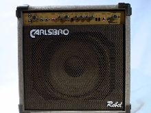 VINTAGE CARLSBRO REBEL 90 WATT LEAD GUITAR AMP ampli guitare Celestion