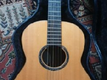 Blueberry handmade classic acoustic nylon guitar EAGLE masterbuilt custom shop
