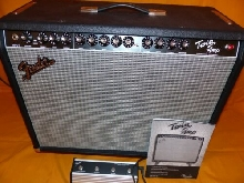 Ampli guitare Fender Twin Amp 100w / 25w - USA - 2008