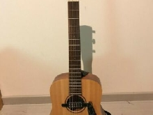 Cort Earth mini OP 3/4 Size Solid Top Acoustic Guitar - Natural