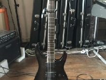 guitare electrique jackson DKMGT (made In Japan)