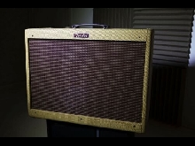 Fender Blues Deluxe Combo Electric Guitar Tube Ampli