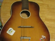 guitare manouche acoustique,94 cm de long