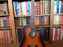 Guitare Follk Washburn Electro-acoustique Dreadnought