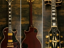 Orville by Gibson - Les Paul Custom - Redwine -1991