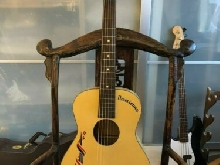 Americana acoustic guitar 1950 Patriotic , Washington DC ,parlor
