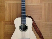 Guitare folk 3/4 Little Martin LXME avec dispositif électro-acoustique Fishman