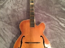 Guitare Couesnon Luthier Mirecourt Style Manouche