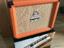 AMPLI GUITARE ORANGE CRUSH 20 RT AVEC BOITE EN TRES BON ETAT