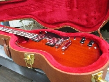 GUITARE ELECTRIQUE GIBSON USA SG STANDARD 61 AUTUMN SHADE ETUI