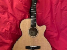 GUITARE FOLK - ELECTRO-ACOUSTIQUE - CORT SFX-E NS