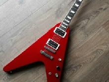 Gibson Robot Flying V Limited 2008 Metallic red